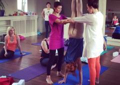 Yoga Weekend in Kašperské Hory